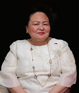 H.E. Daniel Ramos Espiritu